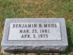 Benjamin B Muhs