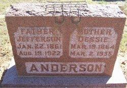 Dessie <i>Suttles</i> Anderson