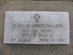 Jesse Underwood