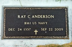 Ray C Anderson