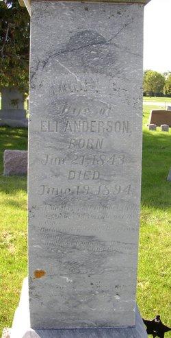 Nancy Ellen <i>Rinehart</i> Anderson
