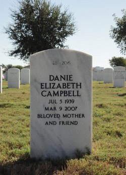 Danie Elizabeth <i>Timmons</i> Campbell