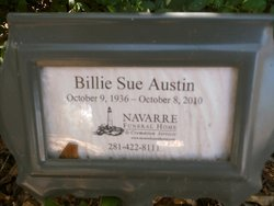 Billie Sue <i>Kemp</i> Austin