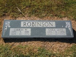 Larkin Winslow Robinson, Sr