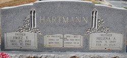 Helen Alvina <i>Schievelbein</i> Hartmann