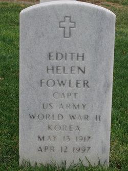 Edith Helen Fowler