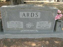 Carl B Ards, Sr