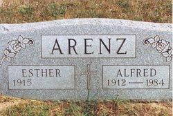 Esther M. <i>Lapinski Keibler</i> Arenz
