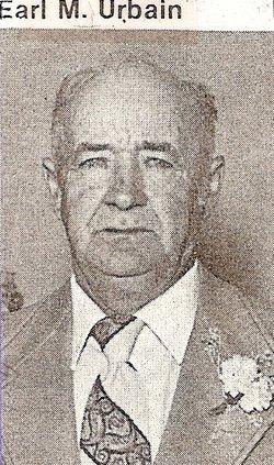 Earl M Urbain