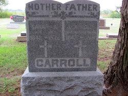 Sarah A. <i>McFee</i> Carroll