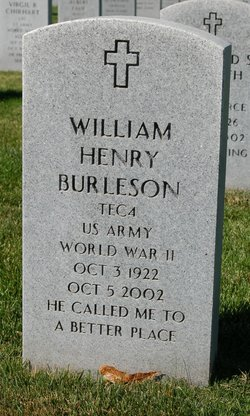 William Henry Burleson