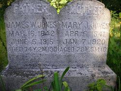 James William WILL Jones