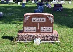 Opal O. <i>Gause</i> Agler