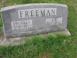 Drusilla <i>Gifford</i> Freeman