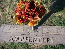 D'Lois Dee <i>Shultz</i> Carpenter