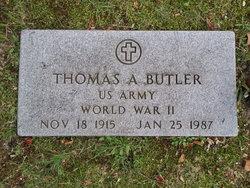 Thomas A. Butler
