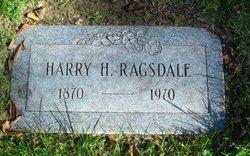 Henry Harrison Harry Ragsdale