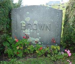 Harriet Hartley <i>Thompson</i> Brown