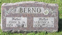 Veronica T. Vernie <i>Fredrick</i> Berno