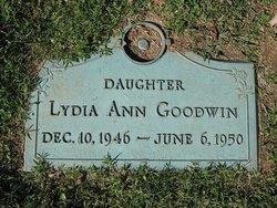 Lydia Ann Goodwin