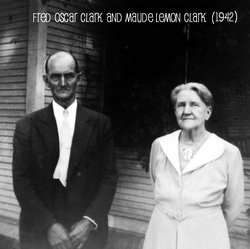 Nora Maude Maude <i>Lemon</i> Clark