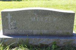 Anna <i>Frank</i> Melzer