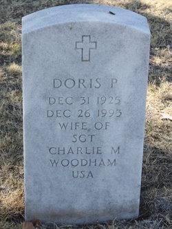 Doris Helen <i>Parker</i> Woodham