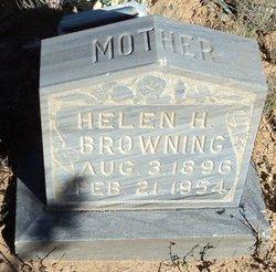 Helen H Browning