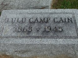 Lulu <i>Camp</i> Cain