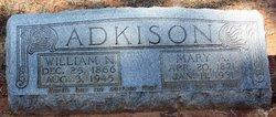 Mary Alice <i>Moore</i> Adkison