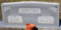 Thomas Jefferson Dugan Adkison