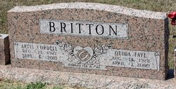 Artis Cordell Britton