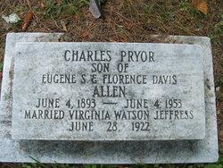 Charles Pryor Allen