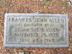 Frances Jean Allen