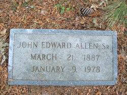 John Edward Allen, Sr.
