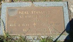 Rev Neil Starling