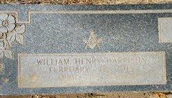 William Henry Harrison Smith, II