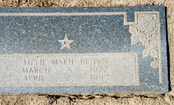 Lillie Marie <i>Brown</i> Smith