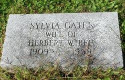 Sylvia <i>Gates</i> Beh