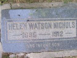 Helen <i>Watson</i> Nichols