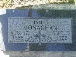 James Monaghan