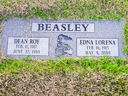 Edna Lorena <i>Clayton</i> Beasley