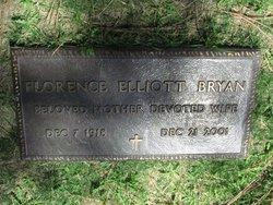 Florence E <i>Elliott</i> Bryan