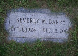 Beverly M. <i>Brides</i> Barry