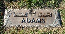 Willie Mae Adams