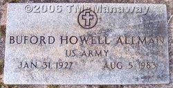 Buford Howell Allman