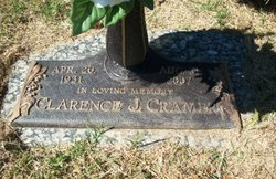 Clarence Joseph Cramer, Sr
