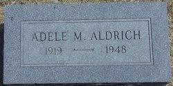 Adele M Aldrich