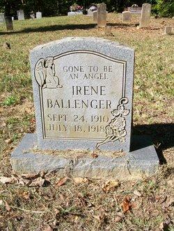 Irene Ballenger