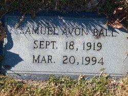 Samuel Avon Ball